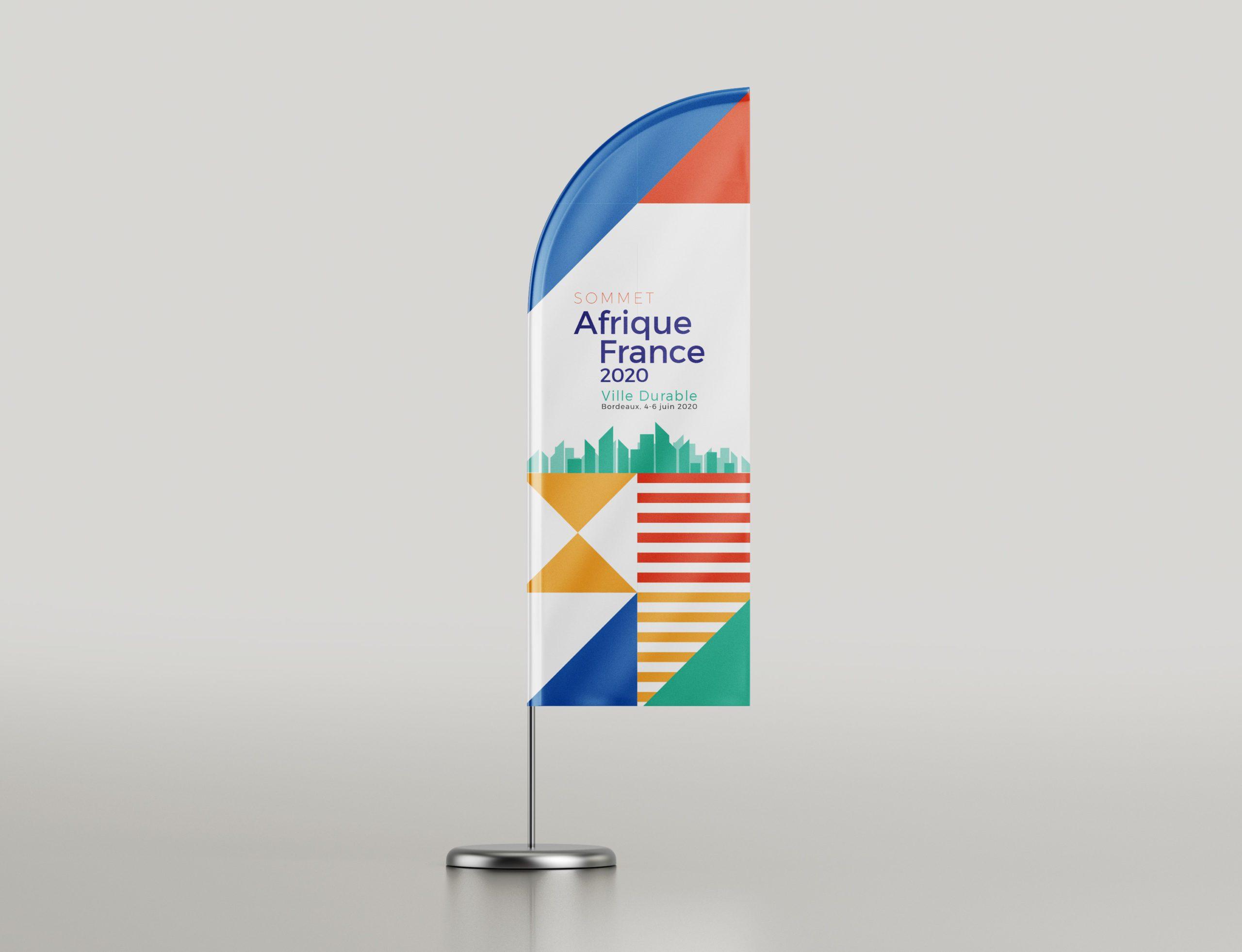 drapeau event afrique france