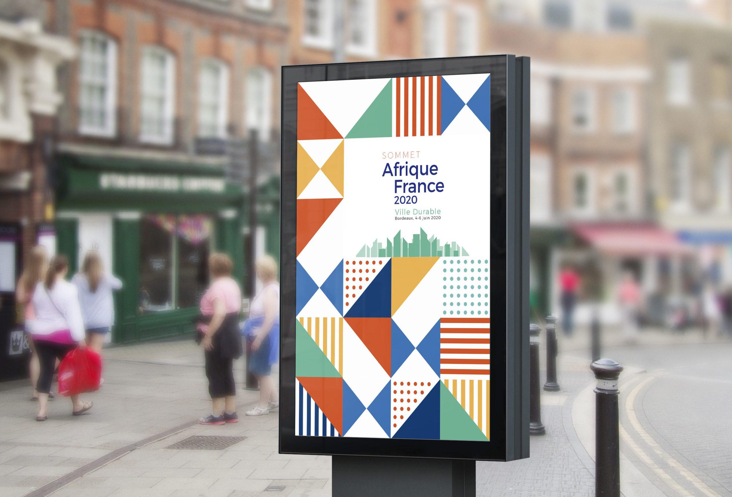 afrique france affiche
