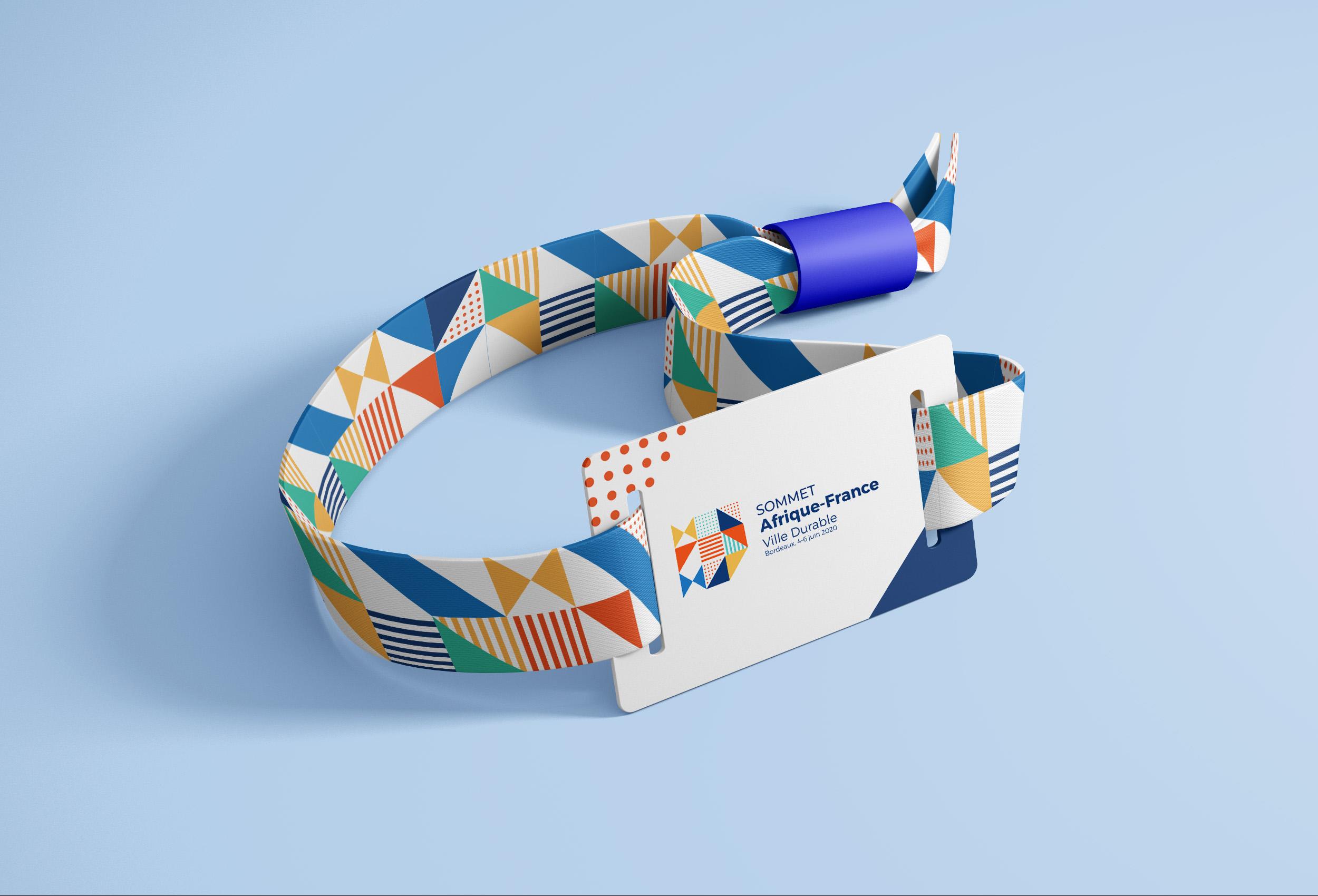 bracelet event sommet Afrique france