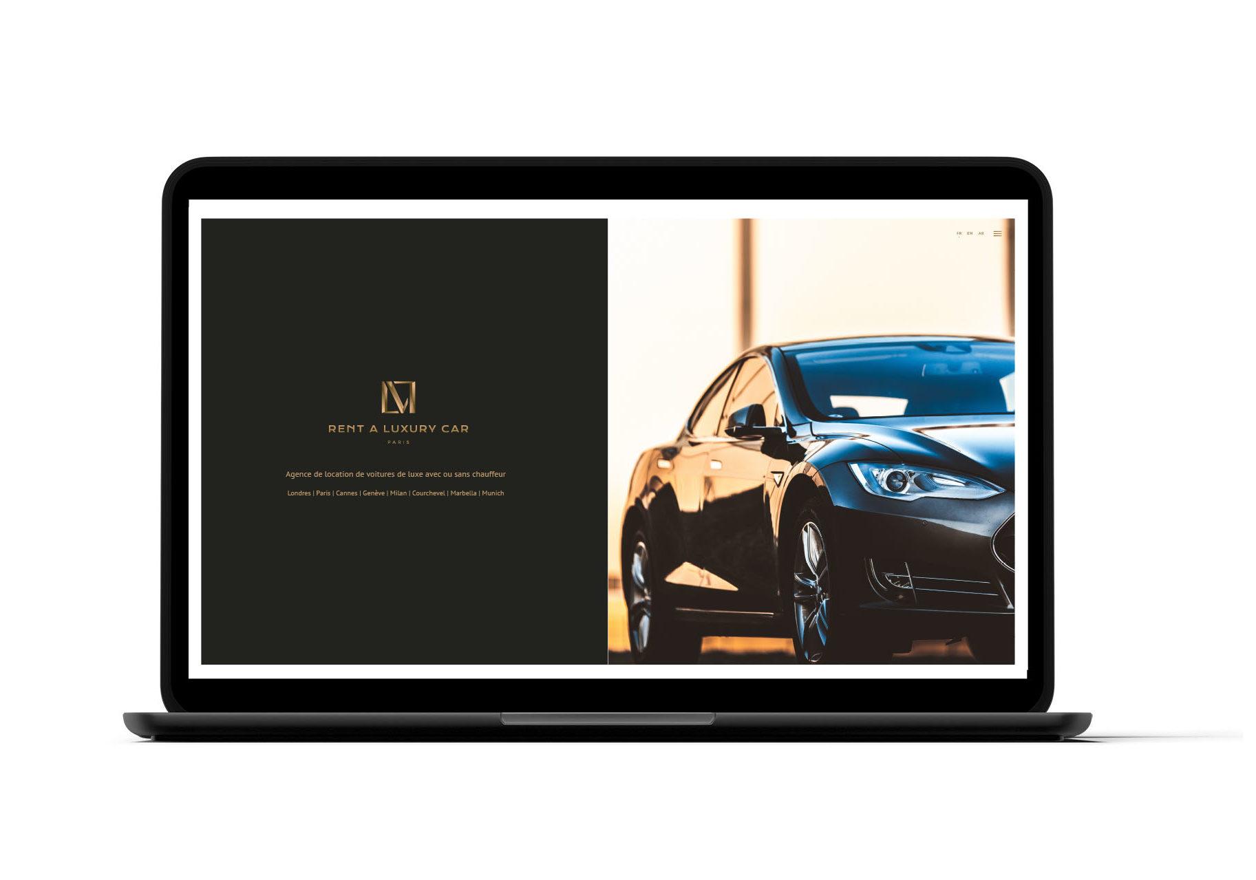 site web LVL location de voiture