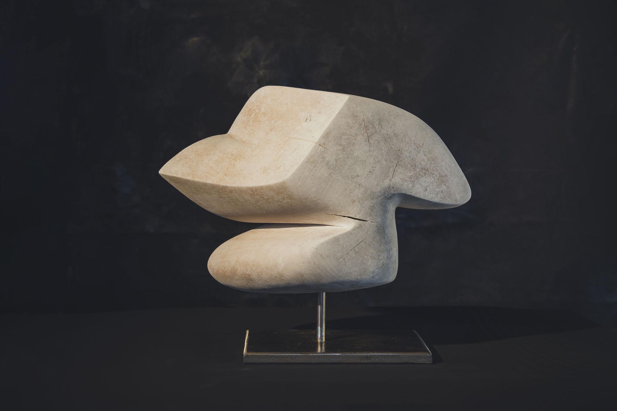 Sculpture éliane d'orfond - oiseau
